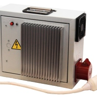 Portable specialized frequency converter