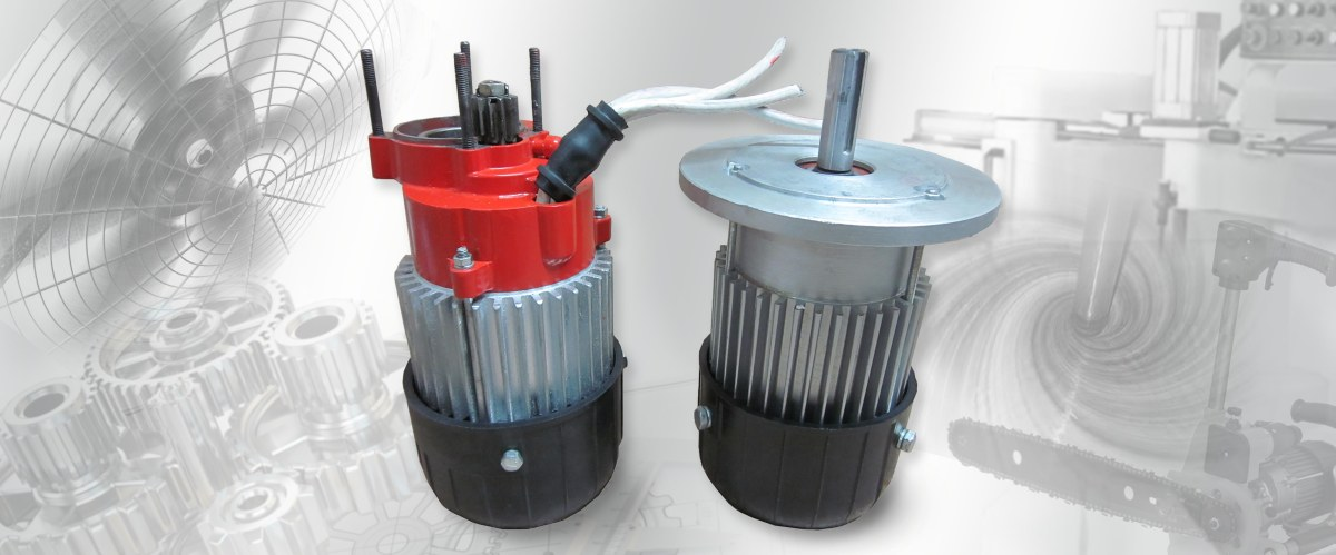 Victar high speed electric motors