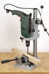 Vertical drill stand