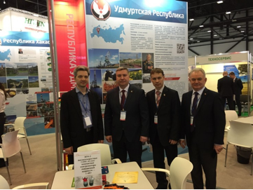 Exhibiting at the 10th SMEs partnership in St.Petersburg Victar expands the market and widens the application of its products